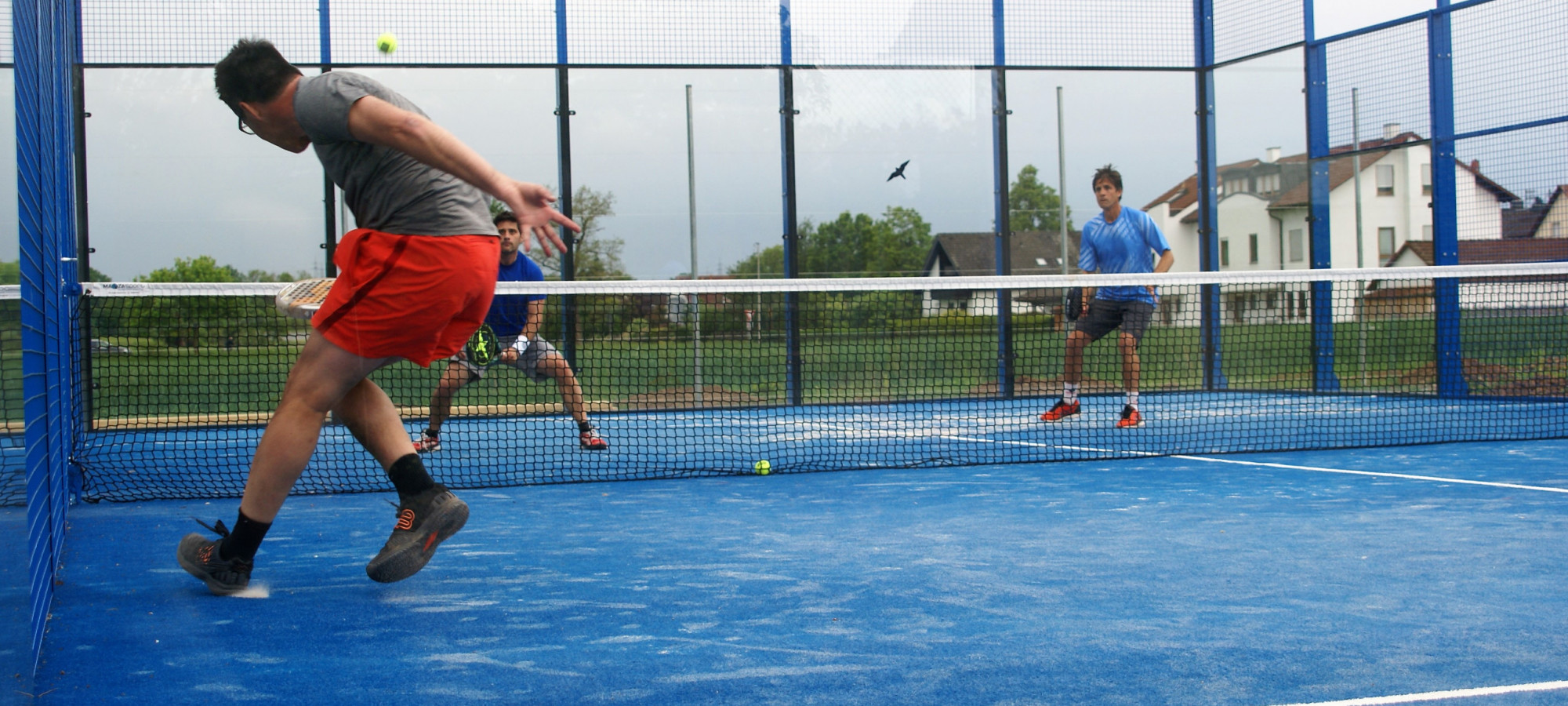 TCP Padel in Action